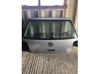 Volkswagen Golf mk4 boot lid