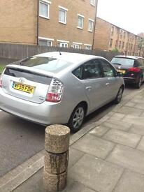 TOYOTA PRIUS T SPRIT HIBRID ELECTRIC SATNAV REVERS CAMERA ****PCO UBER REDY* MILES 90000 WARRANTED