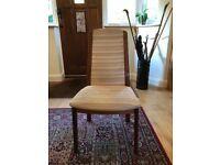 G-Plan Nova Beige Dining Room Chairs