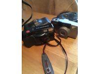 Camera and cam corder