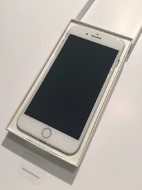 NEW iPhone 7 Plus 256GB - Silver White