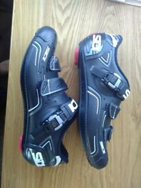 Sidi Level carbon road cycling shoes - 42