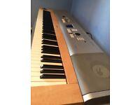 Yamaha Portable Grand DGX-620