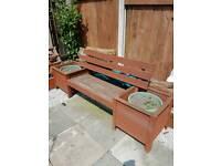 Garden bench !!!!!