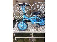 Little boys bike