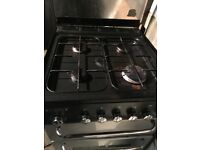 Gas cooker full working condition selling as got gas hobs