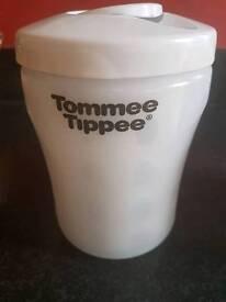 2 Tommee Tippee bottle sterilisers