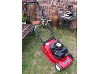 Mountfield Empress Self Drive Petrol Lawnmower