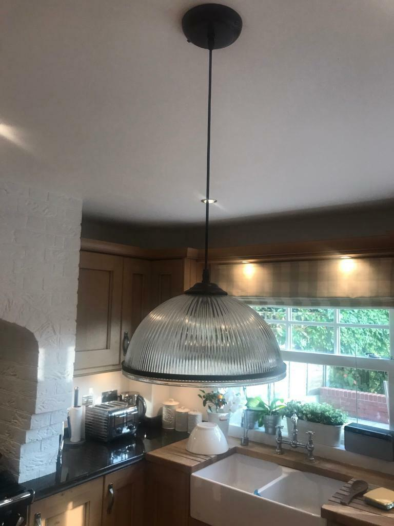 2 x john lewis tristan ceiling pendant light in wickham 2 x john lewis tristan ceiling pendant light mozeypictures Gallery