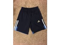 Adidas shorts age 11-12