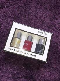 Nails inc. Colour Collection