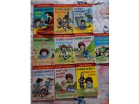 Horrid Henry book collection (10 books) good condition