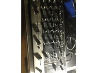 Newmark c3 fx mixer ideal for mobile Dj or band/group