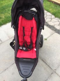 Phill&teds explorer stroller and sleeping bag