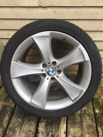 Genuine BMW X5 / X6 ALLSTAR Alloys