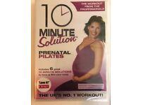 Pre-natal Pilates DVD brand new in cellophane