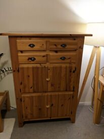 Tallboy storage unit available