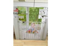Babylo easy fit stair gate