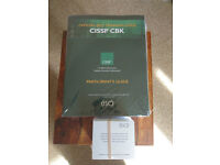 CISSP CBK participants training/study Guide (8 Domain 2015 version) New in packaging