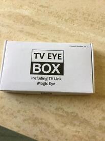 Sky ISO link with magic eye