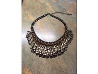 Women's ZARA statement necklace