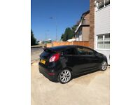 Ford Fiesta 1 litre Ecoboost - sporty version