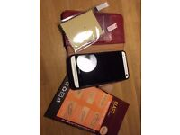 HTC ONE M8 PHONE UNLOCKED WITH ACCESSORIES -GREAT PHONE