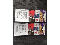 Nfl tickets 28th Oct browns vs Vikings