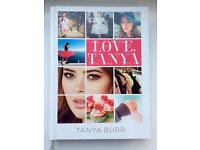 Signed copy of Love Tanya