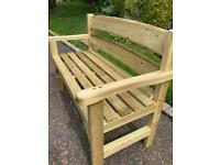 THE BESPOKE HANDMADE EXECUTIVE BENCH