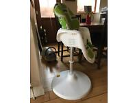 Cosatto 3Sixti Highchair Green Apples