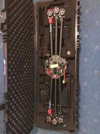 Tarot T810 hexacopter/drone