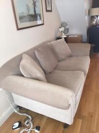 Matching sofa suite