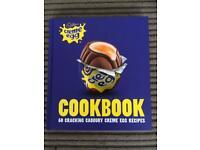 Cadbury's Creme Egg recipe book