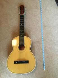 Vintage Children's Guitar