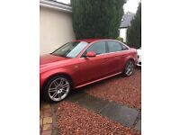 Audi A4 S Line for sale