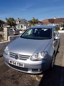 Mot: Nov17. Full vw history. Park and rain sensirs. 6 cd stereo. Cruise. Great condition. Few marks.