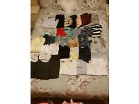 Girls 36 item bundle - 5-7 years