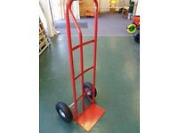 Single handled sack truck 200kg capacity
