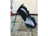 Dunlop 14 way golf carry bag