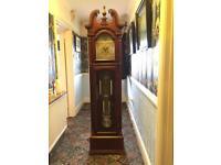 C.WOOD & SON Grandfather Clock