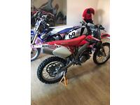 Crf450 2003 swaps for 250