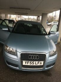 Audi A3 2005 excellent condition New Fly wheel Clutch Water pump Alternator