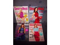 Bundle of 9 Slimming World Magazines IP1