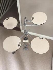 Dw drum kit for practice