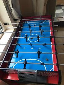 Children football table