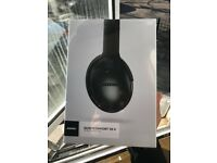 Sealed New Bose QuietComfort QC35 2 Wireless Headphones - Black