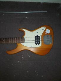Cort Bass Guitar