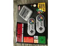 Super Nintendo Entertainment System - Classic mini