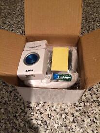 Wireless door bell new in box.